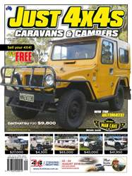 Just 4x4s #295 15-01 issue Just 4x4s #295 15-01