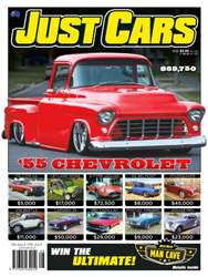 Just Cars #222 14-12 issue Just Cars #222 14-12