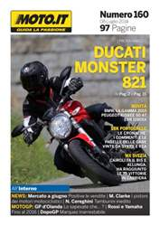 Moto.it Magazine n.160 issue Moto.it Magazine n.160