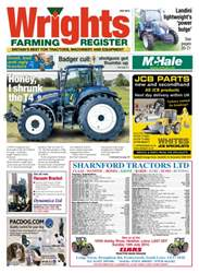 Wright's Farming Register July 2014 issue Wright's Farming Register July 2014