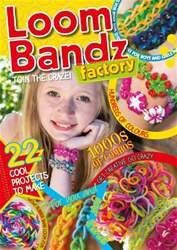 Loom Bandz Factory Magazine Cover