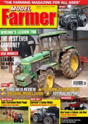 Model Farmer Magazine Cover