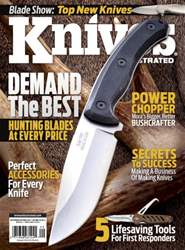 Knives Illustrated Magazine Cover