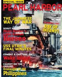 WW2 History Magazine Magazine Cover