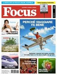 FOCUS Magazine Cover