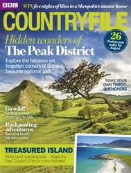 Countryfile Magazine Magazine Cover