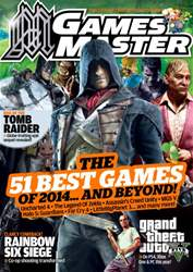GamesMaster Magazine Cover