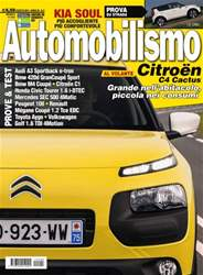 Automobilismo 8 2014 issue Automobilismo 8 2014