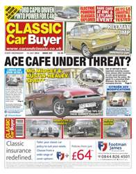 No.237 Ace Cafe Under Threat issue No.237 Ace Cafe Under Threat