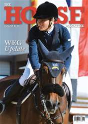 The Horse Magazine August 2014 issue The Horse Magazine August 2014