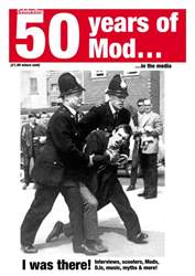Celebrating 50 years of Mod... issue Celebrating 50 years of Mod...