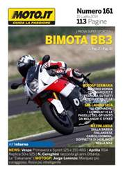 Moto.it Magazine n.161 issue Moto.it Magazine n.161