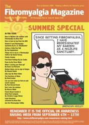 Fibromyalgia Magazine August issue Fibromyalgia Magazine August