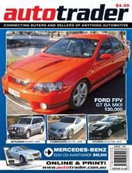 AutoTrader 1159 issue AutoTrader 1159