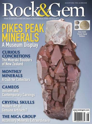 Rock & Gem Magazine Preview
