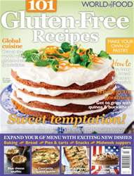 101 Gluten-Free Recipes - August  2014 issue 101 Gluten-Free Recipes - August  2014
