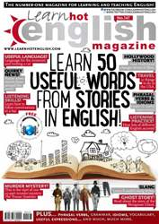 Learn Hot English 147 August  issue Learn Hot English 147 August