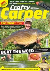 Crafty Carper August 2014 issue Crafty Carper August 2014