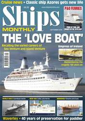 No.597 The 'Love Boat' issue No.597 The 'Love Boat'