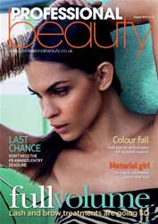 Professional Beauty August 2014 issue Professional Beauty August 2014