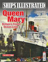 RMS Queen Mary issue RMS Queen Mary