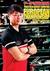 Airsoft Surgeon European Practical Shooting Championship Preview issue Airsoft Surgeon European Practical Shooting Championship Preview