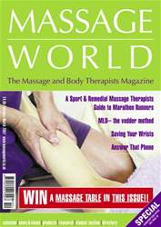 Massage World Feb-Mar 2007 issue Massage World Feb-Mar 2007