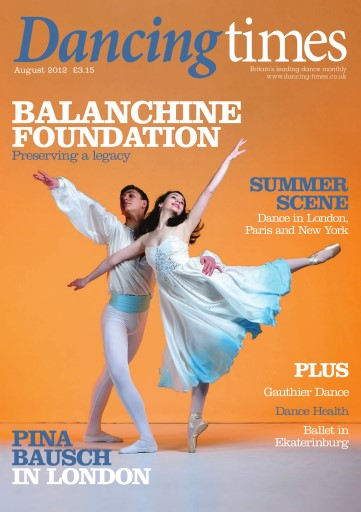 Dancing Times Digital Issue