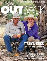 OUTBACK 96 issue OUTBACK 96