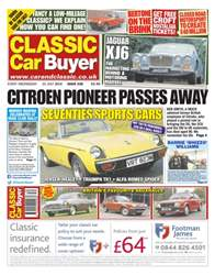 No.238 Citroen Pioneer Passes Away issue No.238 Citroen Pioneer Passes Away
