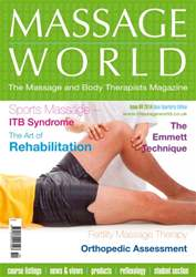 Massage World Issue 84 issue Massage World Issue 84