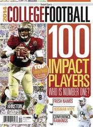 100 Impact Players 2014 issue 100 Impact Players 2014