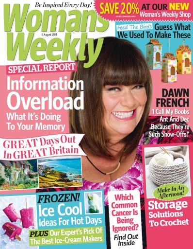 Womans Weekly Preview