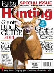Hunting 2014 issue Hunting 2014