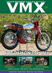 VMX Issue 55 issue VMX Issue 55
