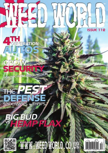 Weed World Preview