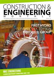 Construction & Engineering Monthly 123 issue Construction & Engineering Monthly 123