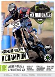 Inside Dirt Magazine Cover