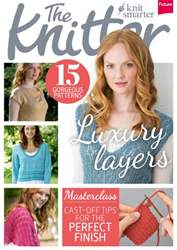 The Knitter Magazine Cover