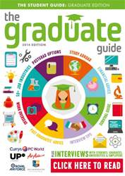 The Graduate Guide 2014 issue The Graduate Guide 2014