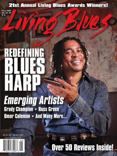 Living Blues Digital Issue