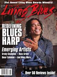 Living Blues #232 issue Living Blues #232