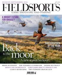 Fieldsports Magazine August/September 2014 issue Fieldsports Magazine August/September 2014