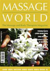 Massage World Feb–Mar 2005 issue Massage World Feb–Mar 2005