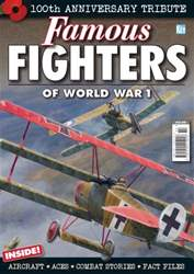 Famous Fighters of WW1 issue Famous Fighters of WW1