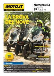 Moto.it Magazine n.163 issue Moto.it Magazine n.163