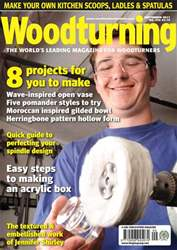 Woodturning Issue September 2011 issue Woodturning Issue September 2011