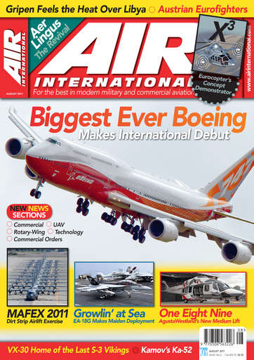 AIR International Preview