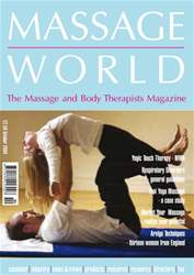 Massasge World Oct 2004 issue Massasge World Oct 2004