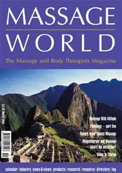 Massage World Mar 2004 issue Massage World Mar 2004